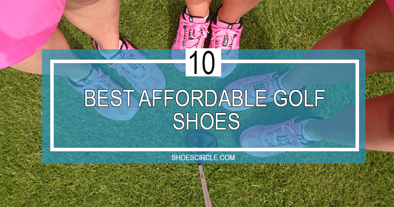 best affordable golf shoes